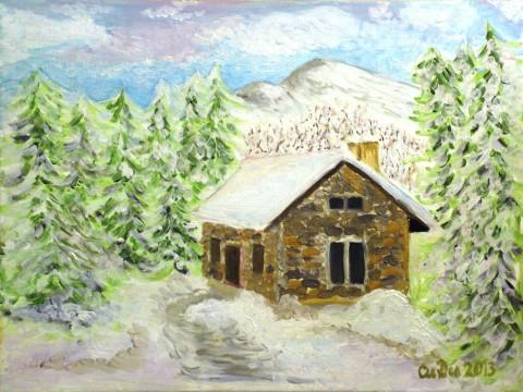 Malka zimna prikazka do hiza Sredec